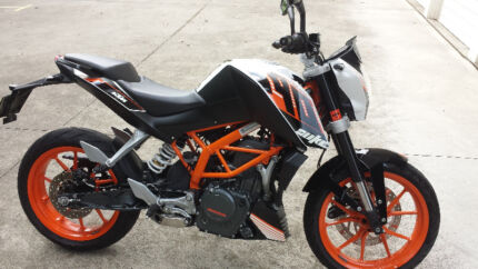 KTM Duke 390 for sale West Ryde Ryde Area Preview