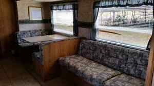 Available for rental at Beausejour Campground, Shediac N.B.