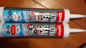 x2 new tubes ultra seal