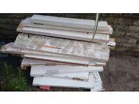 Free fire wood burning timber for stoves