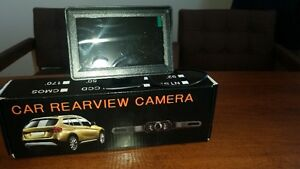 Car rearview Camera system......$75.00