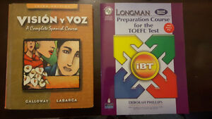 Spanish and TOEFL