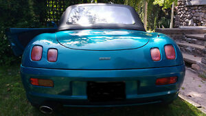 FIAT CONVERTIBLE!!    POOR MAN'S FERRARI :)    TRADE FOR YOUR..?