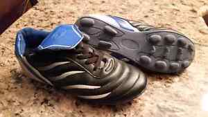 Youth size 3 soccer cleats