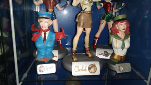 Dc Collectibles Bombshell Busts