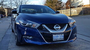 2016 Nissan Maxima Lease Takeover