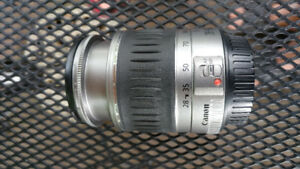 Canon 28-90mm zoom lens