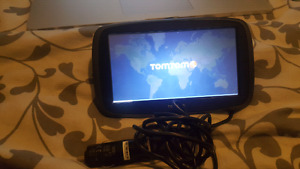 """Tomtom 60 gps 5"""" touch screen"""