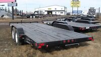 """Blow Out Sale !! All 2014 Tandem Axle """"Rainbow """"Car & Equipment"""