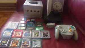 Game collection, make me an offer.  Check other ads for lists
