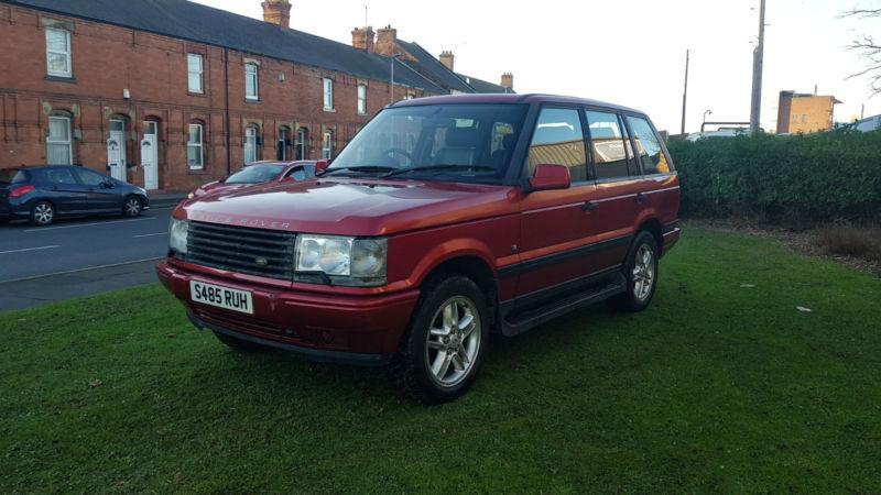 Land Rover Range Rover 2.5 auto DSE PX