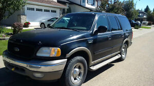 2000 Ford Expedition Eddie Bower SUV, Crossover