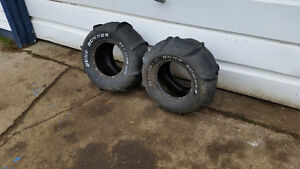 Dune paddle tires for 10 inch rims (22x11x10)