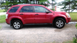 Selling chevy equinox