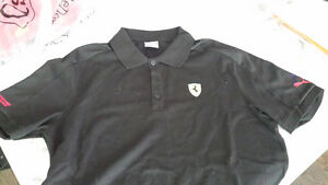 Ferrari - golf shirt