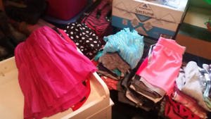 Girls Size 6-7 clothing - 60 plus pieces!!