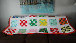 Hand Crafted Quilt