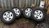 Gmc or chev 265/70R17