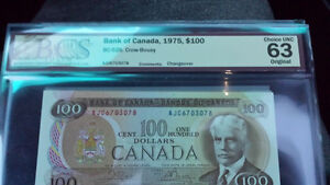 WANTED: BANKNOTES, COINS, SILVER AND GOLD Cambridge Kitchener Area image 1