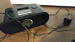 Coby iPod Docking Station with AUX
