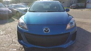 2012 Mazda Mazda3 GS-SKY Sedan - HEATED SEATS! BLUETOOTH! Kitchener / Waterloo Kitchener Area image 8