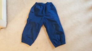 Snow pants, size 3T and 4T