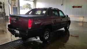 2004 CHEVROLET AVALANCHE Z71 4X4 139KMS MINT CONDITION