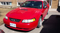 1998 Ford Mustang Convertible 35th Anniversary Edition For Sale