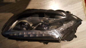 2014 16 Mercedes S Class S550 both side Headlights Left / Right