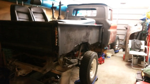 1962 gmc pick up part out