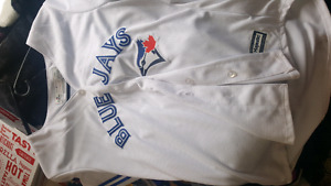 Womens blue jays jersey, nike sweater brand new with tags