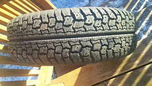 BRAND NEW 215-65 -16 never used Nord Frost winter tire