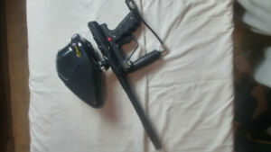 **Ion paintball fire arm**Torque electronic Hopper **Upgrades**