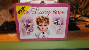 The Lucy Show Tin Lunch Box,  2-Disc, DVD Collector's  Set - NEW Belleville Belleville Area image 1