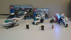 Lego City Police set