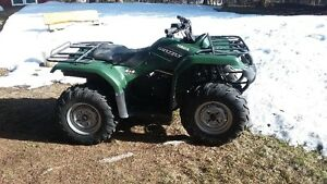 2008 Yamaha Grizzly 350