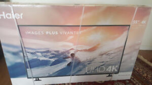Brand new 55 inch Haier TV for sale
