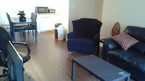 1 bdrm for rent in 2 bdrm condo 10th St East
