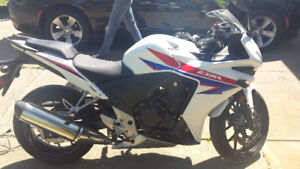 2013 Honda CBR 500R | LOW KMs, STORED UNDER COVER IN GARAGE