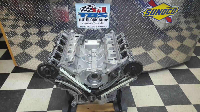 New ford mustang 4 6l 2v engine stroked to 5 1l 400 hp for Ford motor credit franklin tn