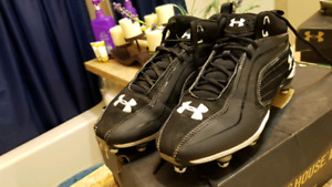 Football Cleats size 9.5