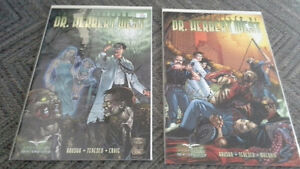 The Chronicles of Dr. Herbert West comics