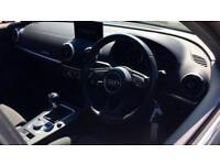 2017 Audi A3 1.6 TDI Sport 5dr Manual Diesel Hatchback