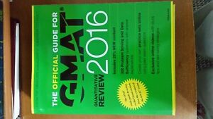 Official Guide for GMAT Review 2016 Cambridge Kitchener Area image 4