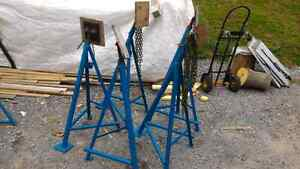 Sailboat stands
