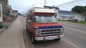 1981 GMC Vandura Minivan, Van