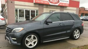 2013 Mercedes-Benz M-Class DIESEL, FULLY LOADED