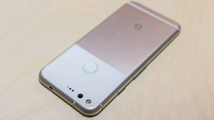 Google pixel 32gb silver mint condition with box and accessories
