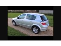 2005 Vauxhall Astra 1.6 mot FEBURARY 17 excellent condition