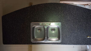 FREE Island Counter Top and Sink
